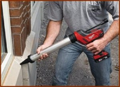 Electric-Caulk-Gun