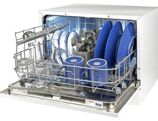 Table-Top-Dishwasher